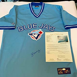 roy halladay autographed jersey
