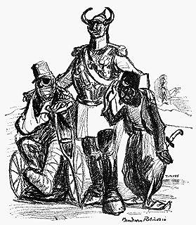 World War I Cartoon 1915 NThe New Triple Alliance American Cartoon Depicting The Triple Alliance Of Germany Austria-Hungar...