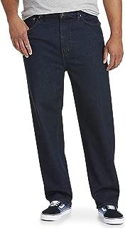 Amazon Essentials Men's Big & Tall Loose-fit Stretch Jean fit by DXL