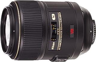 Nikon Nikkor AF-S Micro 105mm f2.8G IF ED (1: 1) VR, Black (JAA630DB)