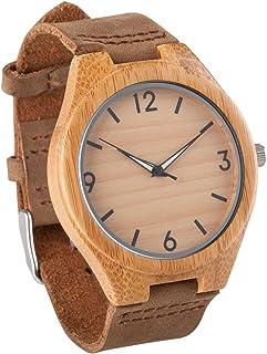 db1098d2ff6a Amazon.es: Reloj De Pulsera De Madera