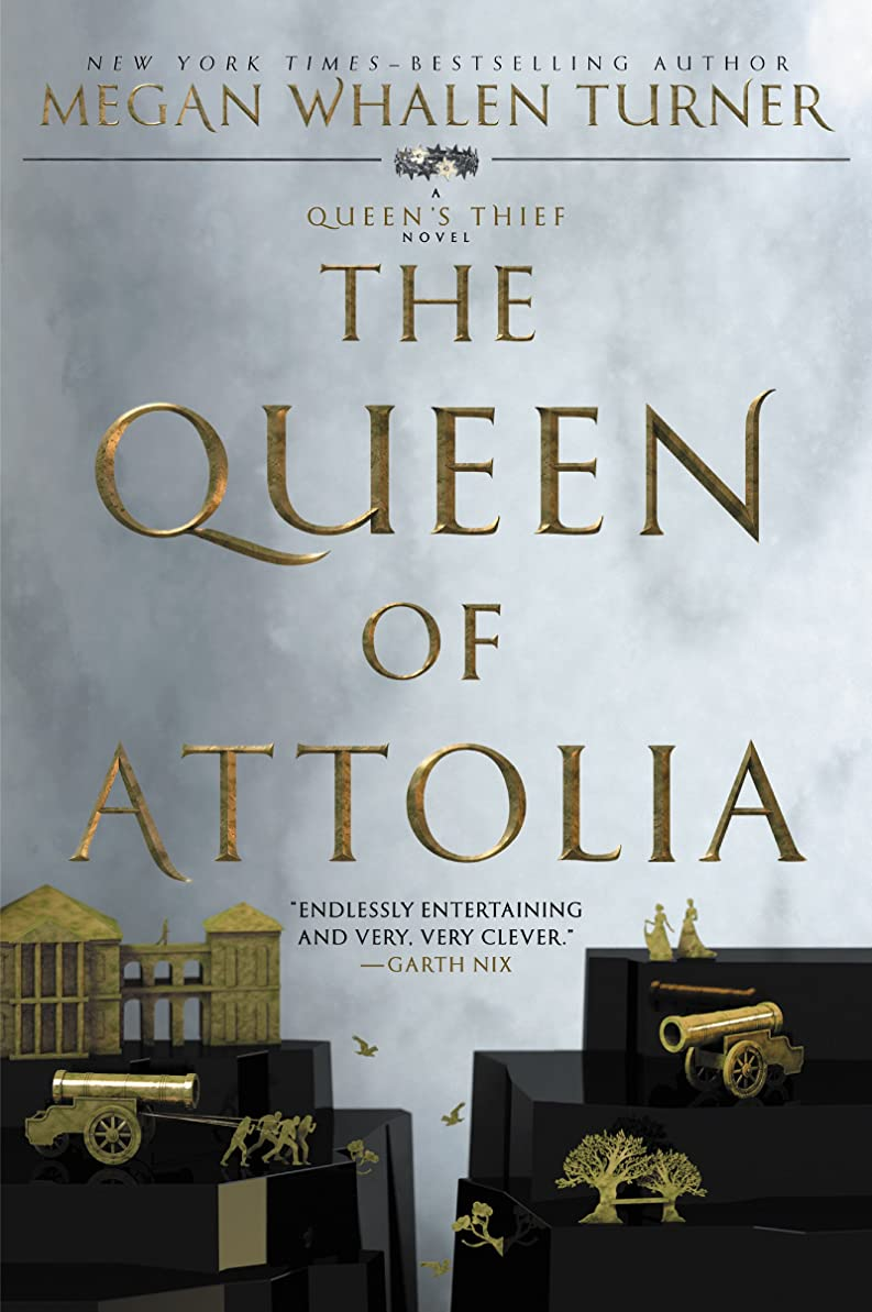氷感心するしつけThe Queen of Attolia (The Queen's Thief Book 2) (English Edition)
