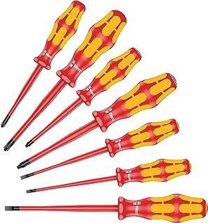 Wera 5135961001 160 iSS/7 Screwdriver Set Kraft Form Plus 7 Pieces, 7 Pieces