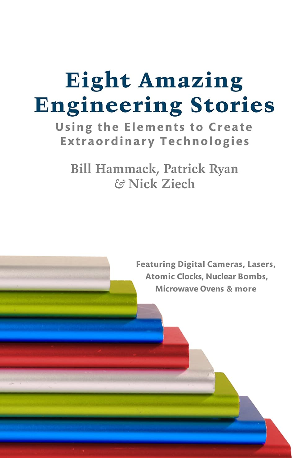 挨拶する白いモーターEight Amazing Engineering Stories (English Edition)