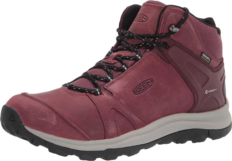 KEEN Women's Terradora 2 Mid Hiking Waterproof Inexpensive Height Bo Leather Special sale item