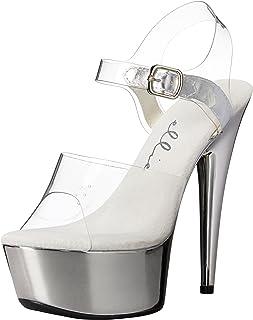 Ellie Shoes Women's 609-CHROME
