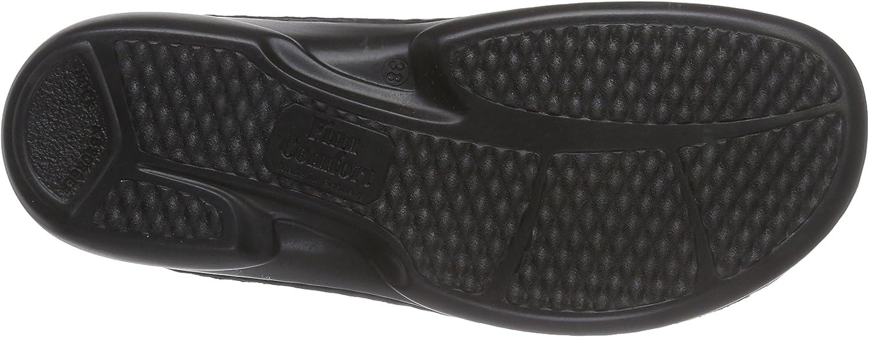 Finn Comfort Womens 2550 Sansibar Missouri Leather Sandals