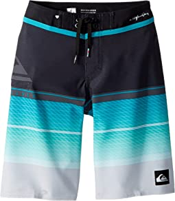 Highline Slab 18 Boardshorts (Big Kids)