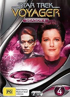 Star Trek Voyager: Season 4 (DVD)