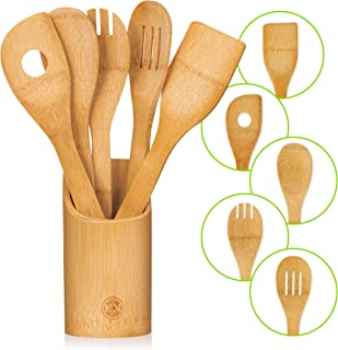 Best bamboo kitchen utensils Reviews