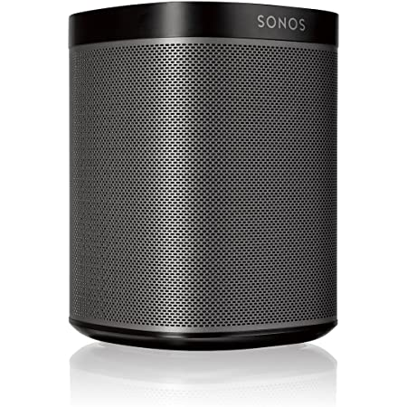 Sonos Play:1 - Compact Wireless Smart Speaker - Black (Discontinued by manufacturer)