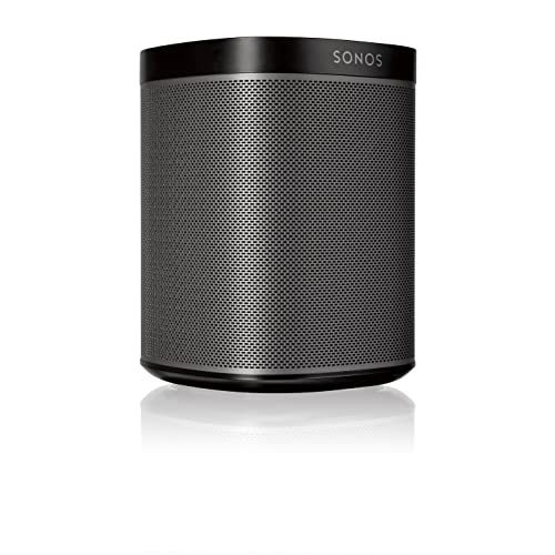 Sonos Play: 1 - Compact Wireless Smart Speaker - Black (Discontinued by manufacturer)