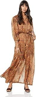 Ministry of Style Women's Rhapsody Maxi Dress