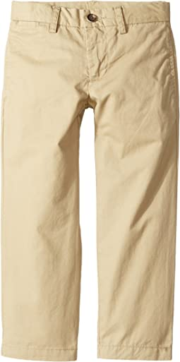Polo Ralph Lauren Kids Slim Fit Cotton Chino Pants (Toddler)