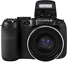 Fujifilm FinePix S2800HD 14 MP Digital Camera with 18x Wide Optical Zoom and 3.0-Inch LCD