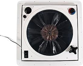 Fan-Tastic Vent 802250 Series Vent - Polar White