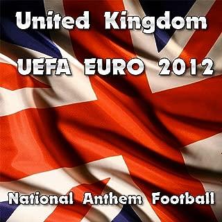 United Kingdom National Anthem Football (Uefa Euro 2012)