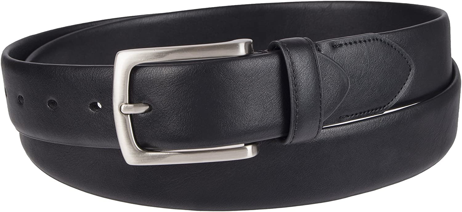 DXL Men's Big and Tall Canyon Ridge Casual Belt with Stretch Technology
