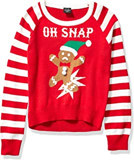 Cold Crush Girls' Ugly Christmas Sweater
