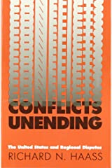 Conflicts Unending: The United States and Regional Disputes Hardcover