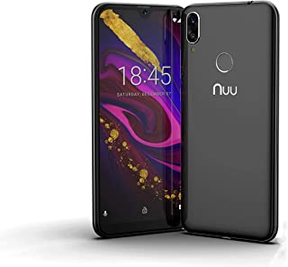 "NUU Mobile X6-32GB + 3GB RAM LTE Android Unlocked Dual SIM Smartphone | 5.7"" HD+ Display 
