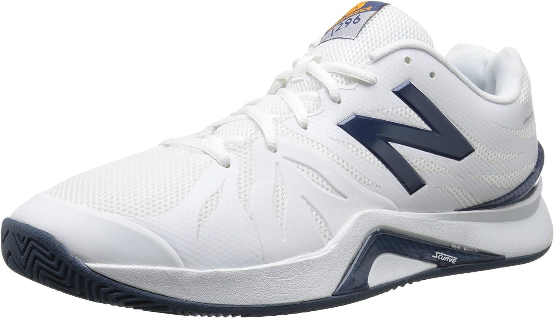 Amazon.com   New Balance Men's 1296v2 Stability Tennis Shoe ...