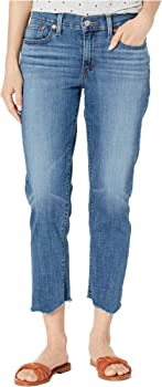 Levi's Women's New Boyfriend Unrolled Jeans
