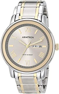 Armitron Men's 20/4935 Day/Date Function Dial Bracelet Watch