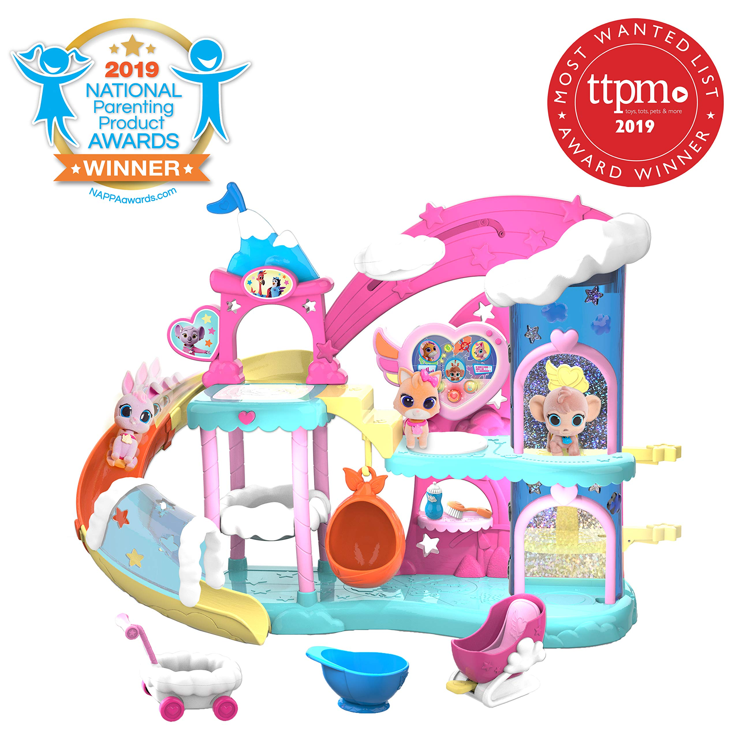 Disney Jr TOTS TOTS Nursery Playset