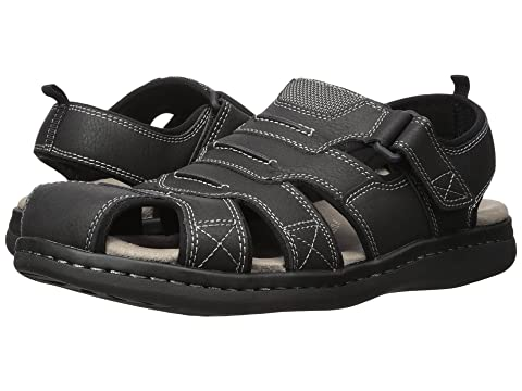 Searose Black Fisherman Sandal Dockers Sandal Fisherman Searose Dockers waqzx66I