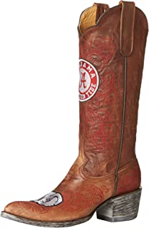 NCAA Alabama Crimson Tide Women's 13-Inch Gameday Boots