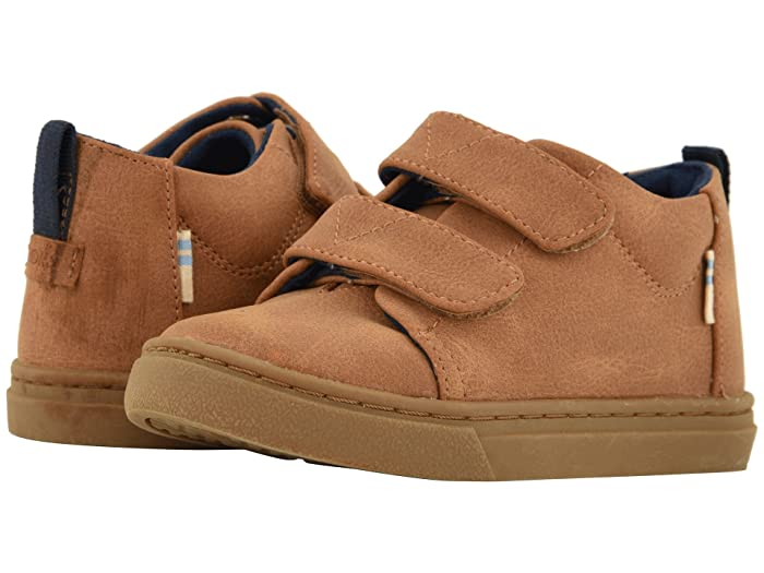 ad7b7f33dc0 TOMS Kids Lenny Mid (Infant/Toddler/Little Kid) at Zappos.com