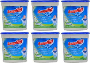 DampRid Damprid moisture absorber fresh scent, 10.5 Ounce, Pack of 6