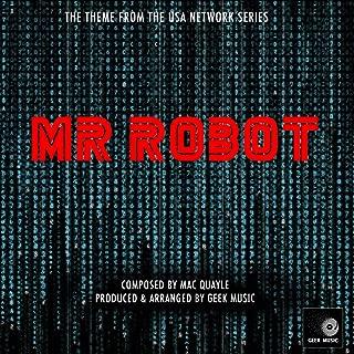 Mr Robot Main Theme