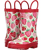 Hatley Kids - Strawberry Sundae Rainboots (Toddler/Little Kid)