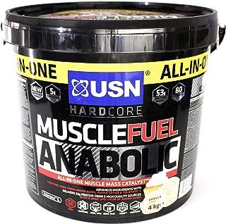 USN Muscle-Fuel - Gasa para musculatura (4 kg)