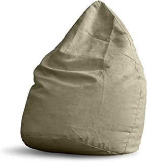 Lumaland Beanbag PUF otomano Puff XL Plus Comfortline 220 lt