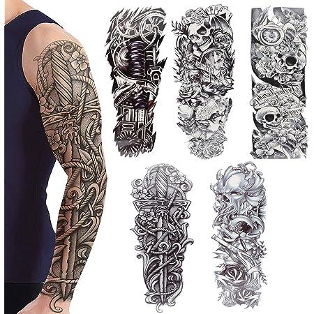 Männer arm uhr tattoos Tattoo Unterarm