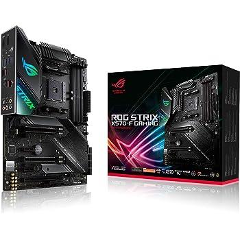 ASUS AMD AM4対応 マザーボード ROG STRIX X570-F GAMING 【ATX】