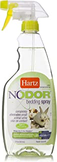 Hartz Nodor Fresh Scented Odor Eliminating Small Animal Bedding & Litter Spray - 17oz