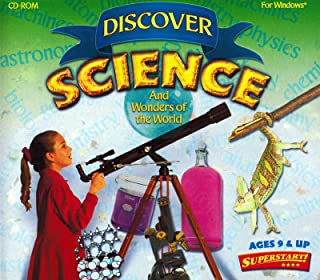 SuperStart! Discover Science and Wonders of the World