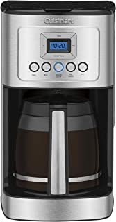 Cuisinart DCC-3200P1 DCC-3200CP Perfectemp Coffee Maker, 14 Cup Progammable with Glass..