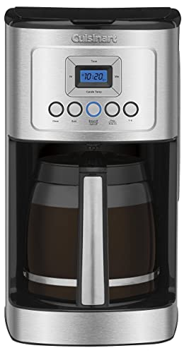 cuisinart 14-cup programmable coffee maker review