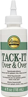 Aleene's Tack It Over and Over Glue, 118mL
