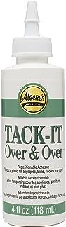 Aleene's 29-2 Tack-It Over & Over Liquid Glue 4oz