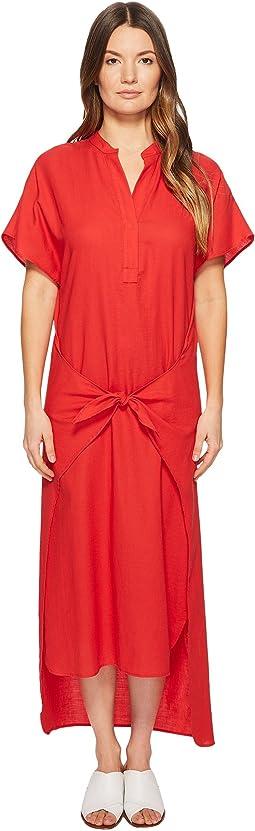 Vince - Wrap Front Dress