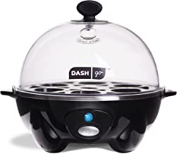 Dash Rapid Egg Cooker: 6 Egg Capacity Electric Egg Cooker...