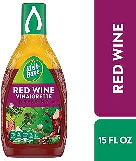 Best red wine vinaigrette wishbone Reviews