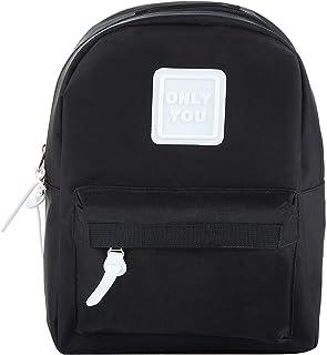 Yuejin School Backpack For Kids - Black