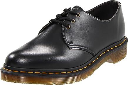 Dr. Marten's 1461 Vegan, Unisex-Adult Lace-Up Flats : boots